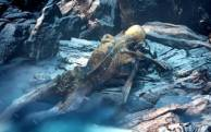 Mummy Otzi the iceman
